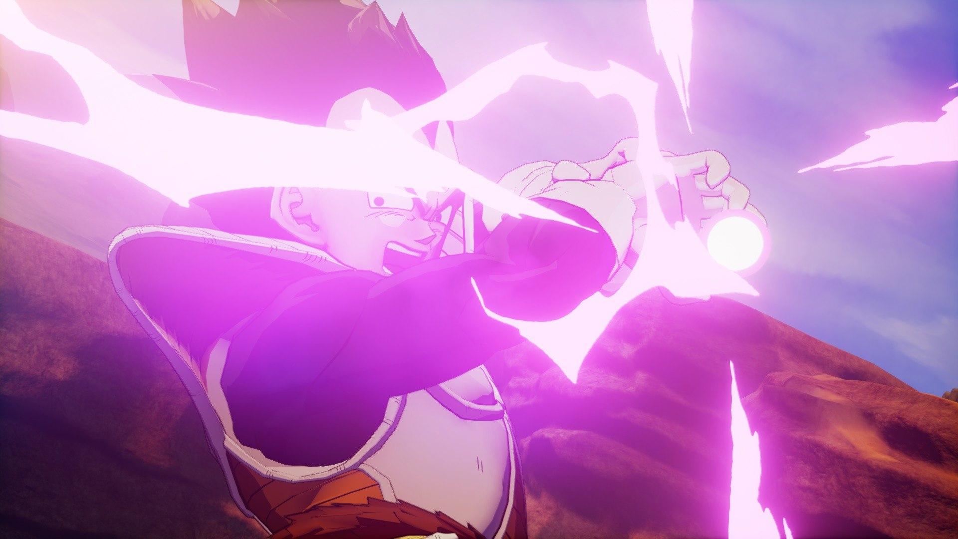 Dragon Ball Z: Kakarot ganha novas imagens de Radditz, Nappa e Vegeta