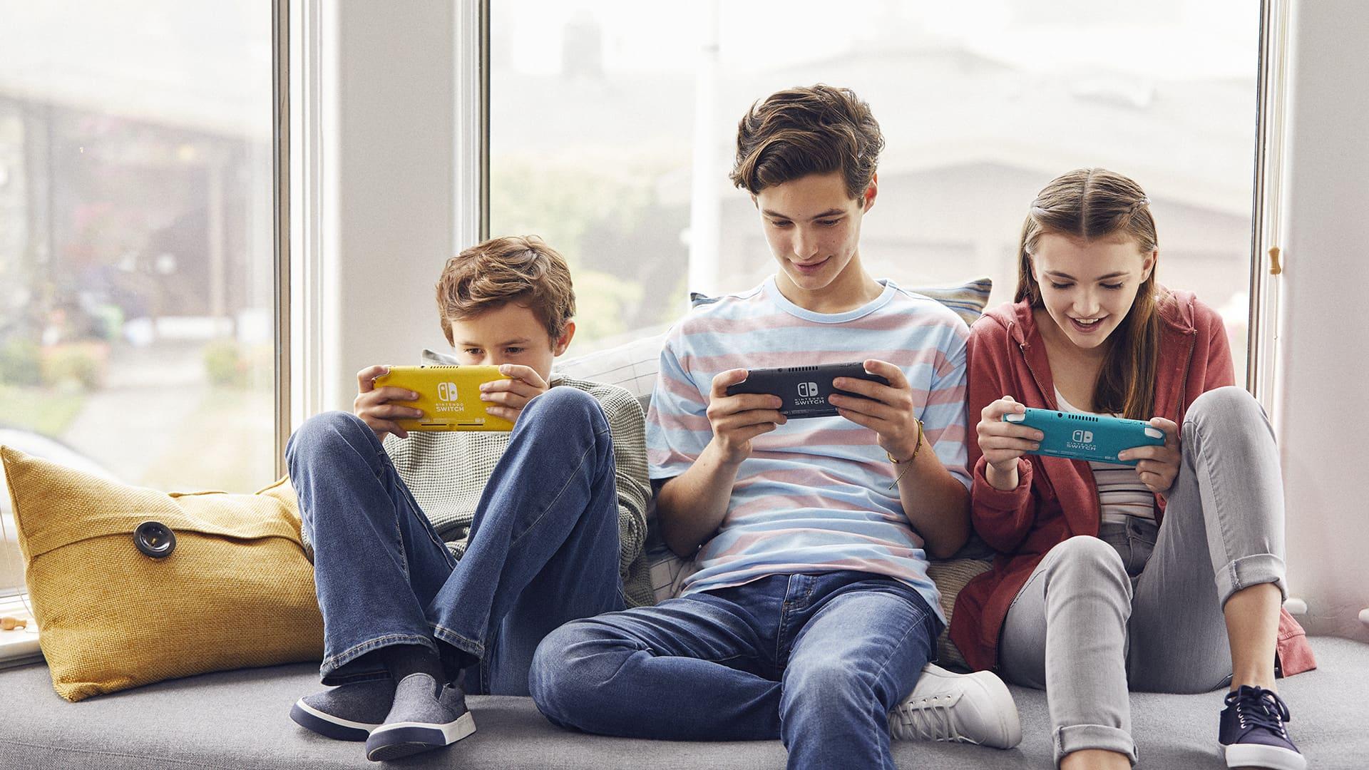 Nintendo Switch Lite é confirmado e chega às lojas em setembro