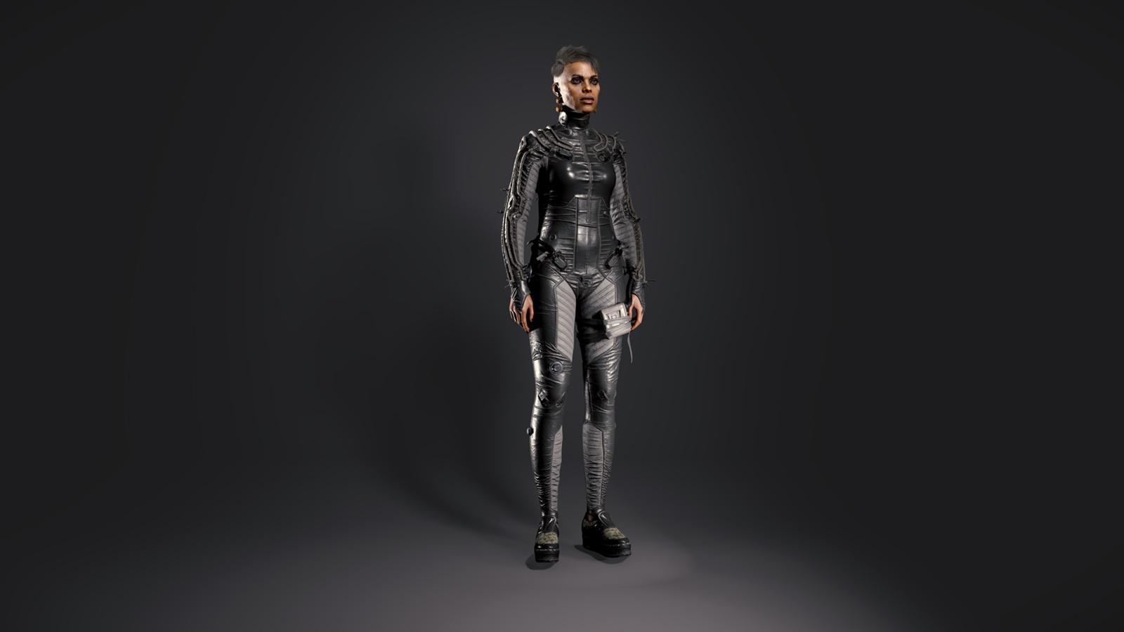 Cyberpunk 2077 divulga imagens de altas qualidades de seus personagens