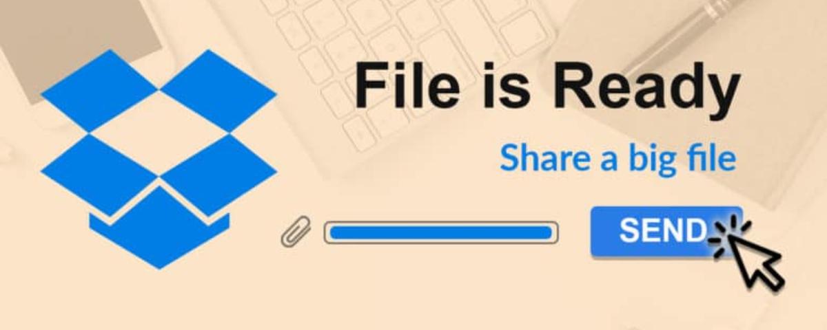 Dropbox Transfer irá permitir o compartilhamento de arquivos com até 100 GB