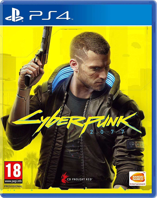 Cyberpunk 2077 terá capa reversível com protagonista masculino e feminino