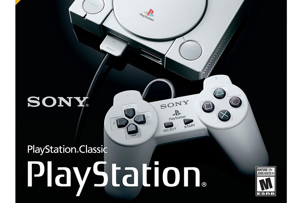 PlayStation Classic já custa US$ 20 nos EUA - TecMundo