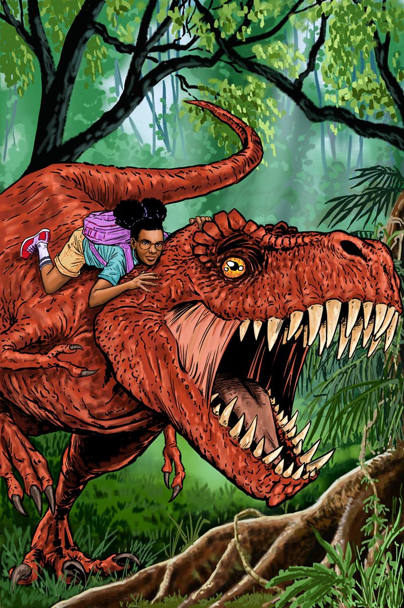 Dinosaur Devil