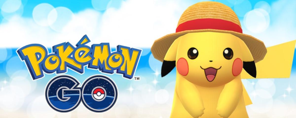 Pokémon Go terá evento especial com One Piece