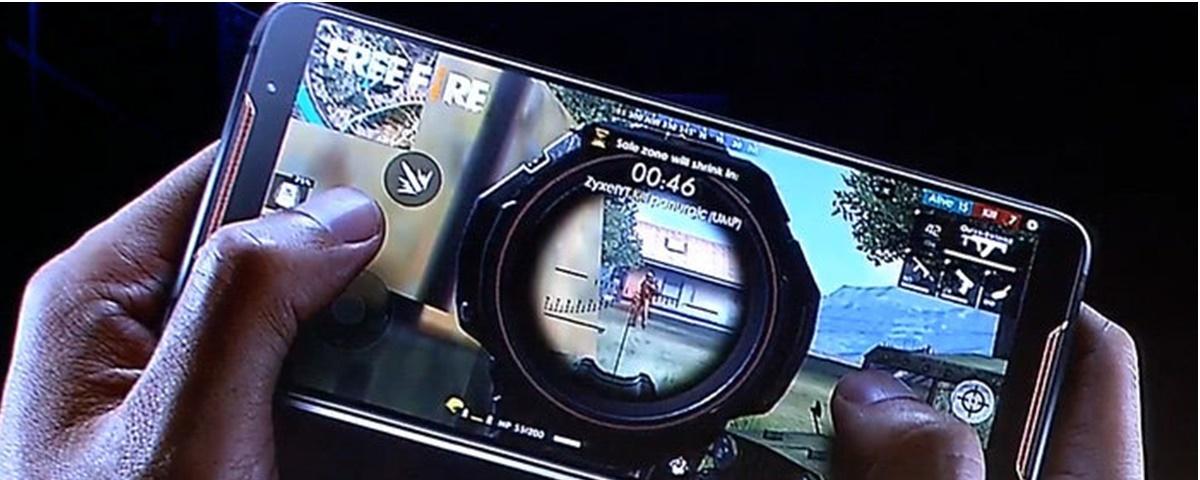 ASUS ROG Phone 2 será primeiro telefone com Snapdragon 855+