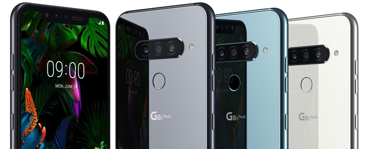 Imagem de: LG G8S ThinQ: chega ao Brasil o novo celular de ponta da coreana