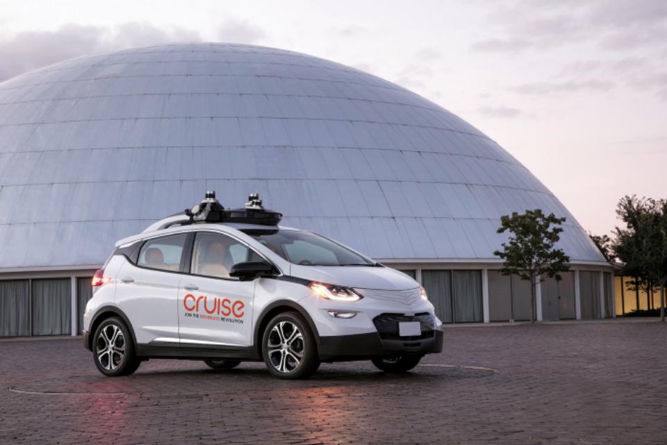 General Motors não pretende mais lançar carros autônomos neste ano