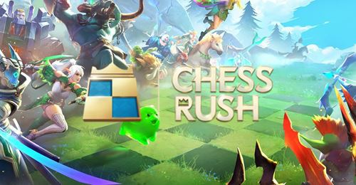 Chess Rush