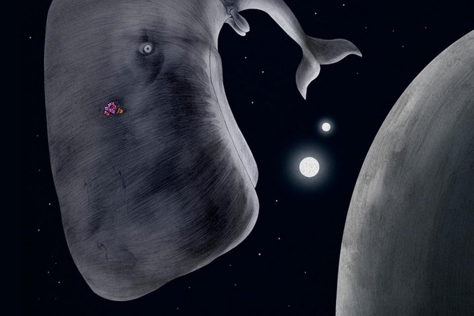 Ondas gravitacionais serão usadas para achar mundos como o Magrathea