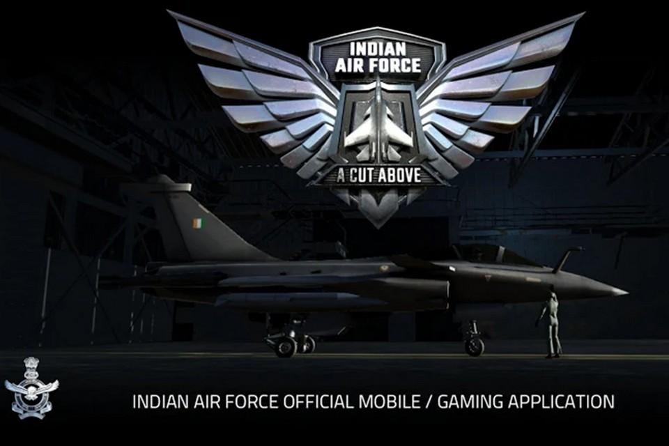 Força Aérea da Índia lança jogo para celular que ensina como pilotar jatos
