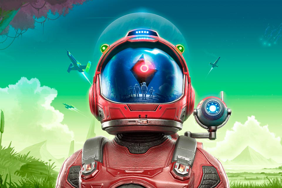 No Man's Sky ganha expansão gratuita no dia 14 com suporte para VR