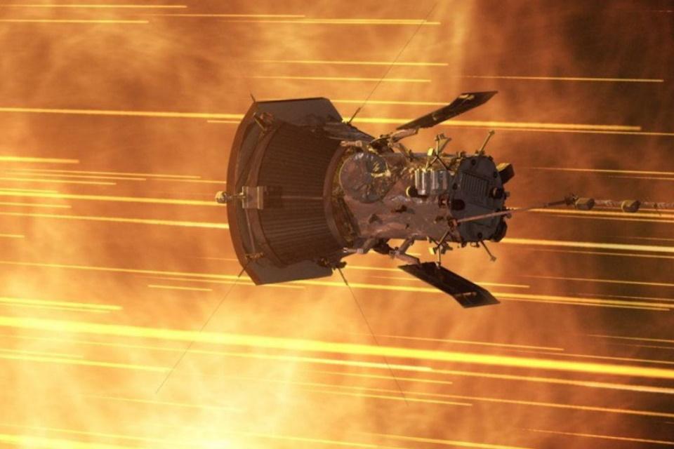 Parker Solar Probe: sonda da NASA transmite 1ª leva de dados sobre o Sol