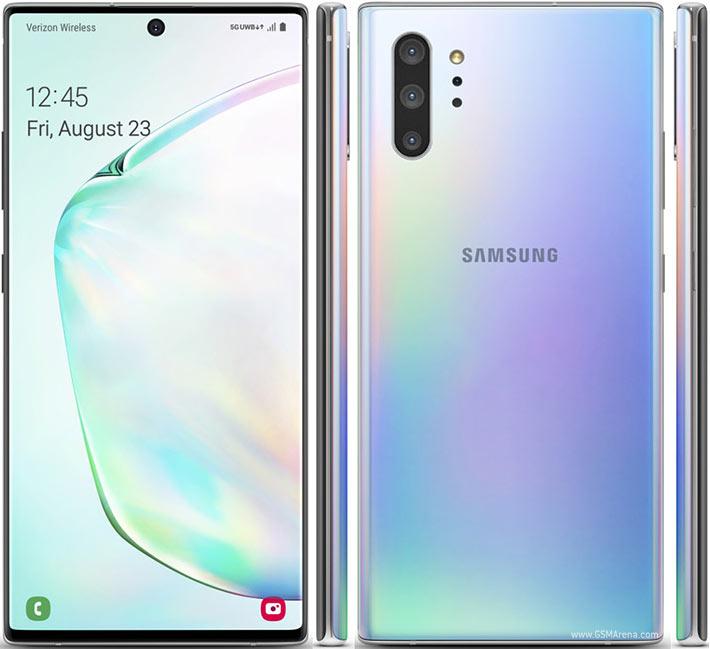 Imagem: Samsung Galaxy Note 10 Plus