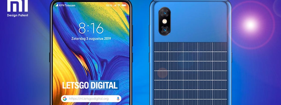 Xiaomi wants to put solar panel on mobile phone screen, patent shows