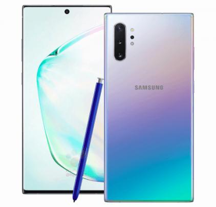 Imagem: Samsung Galaxy Note 10