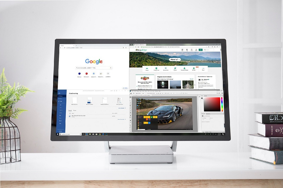 Clone do Surface Studio 2 da Microsoft custa apenas US$ 1.549
