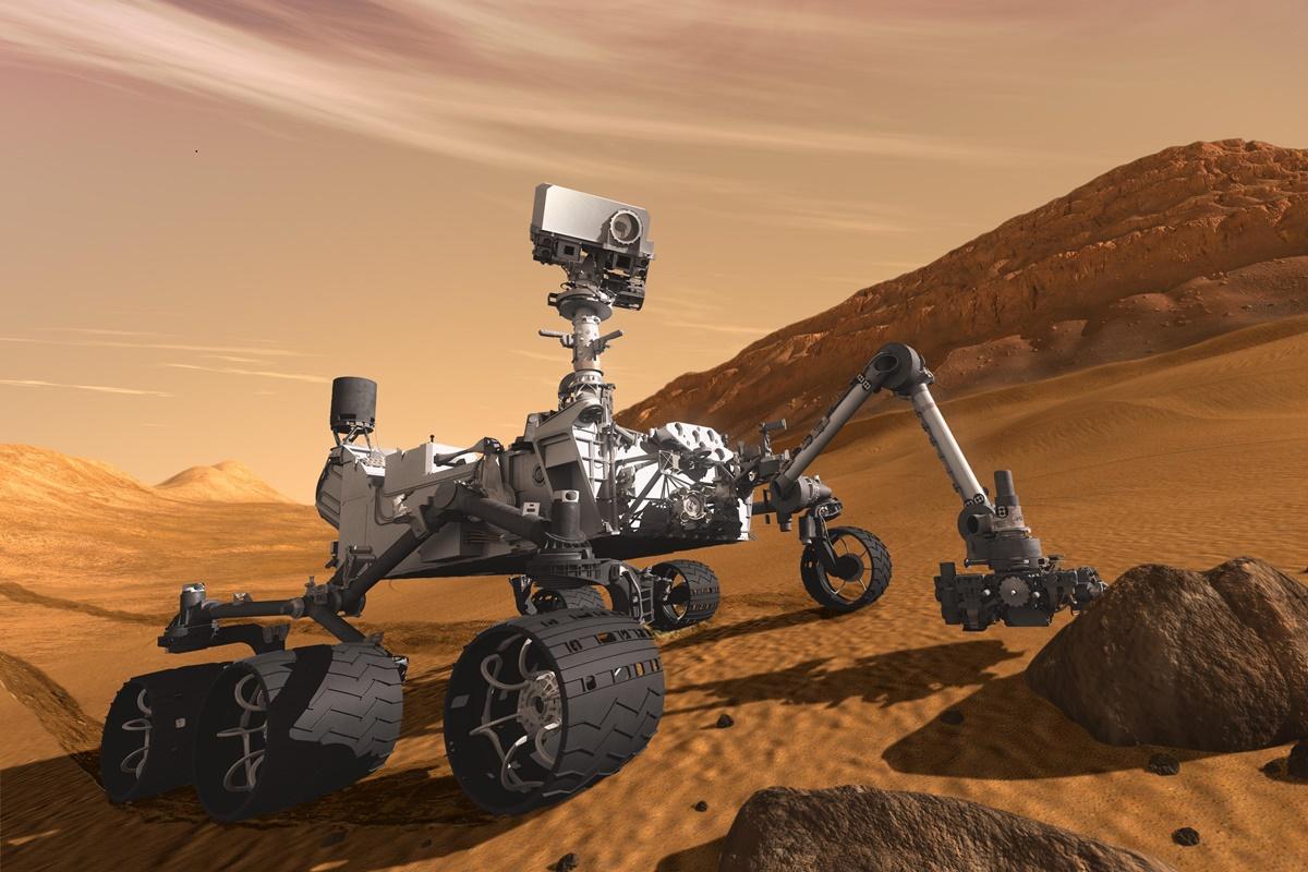 Curiosity: sonda da NASA completa 7 anos no solo de Marte