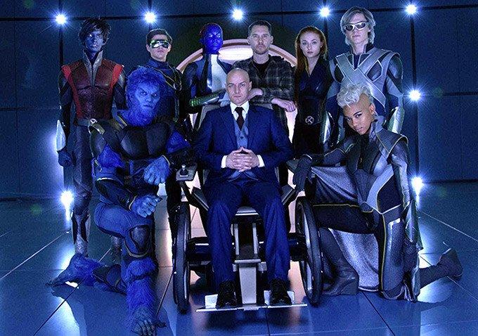 X-Men: Apocalipse - 2016 (Fonte: IMDb/Reprodução)