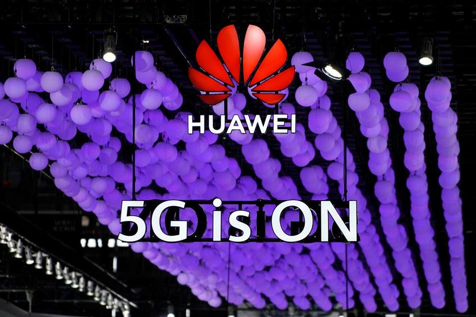 China diz que vai impor 'sanções' caso 5G da Huawei seja banido da Índia