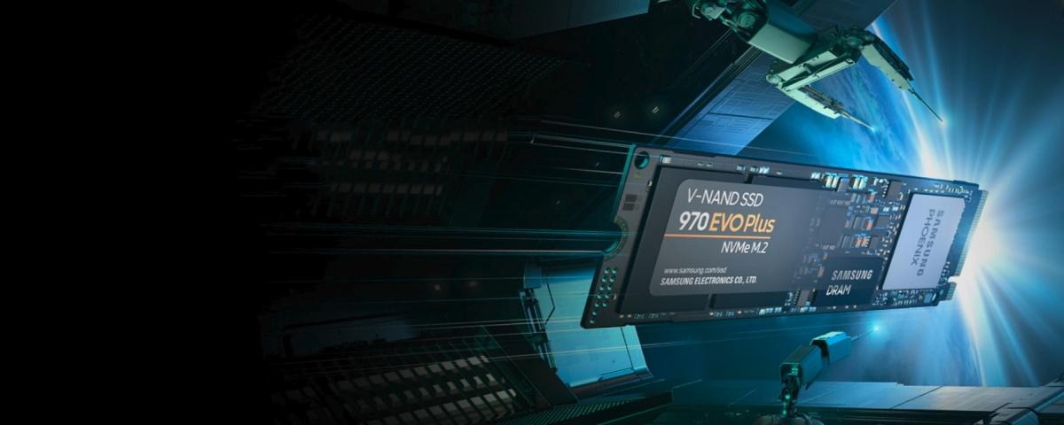 Imagem de: Samsung vai lançar novos SSDs mais rápidos e econômicos em 2019