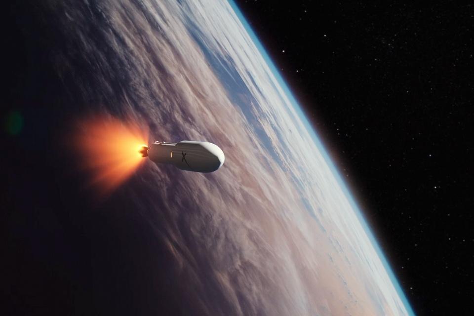 Space X vai oferecer lançamentos a baixo custo para pequenos satélites