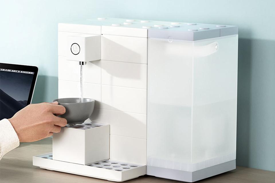 'Chaleira inteligente' da Xiaomi purifica e ferve água ao mesmo tempo