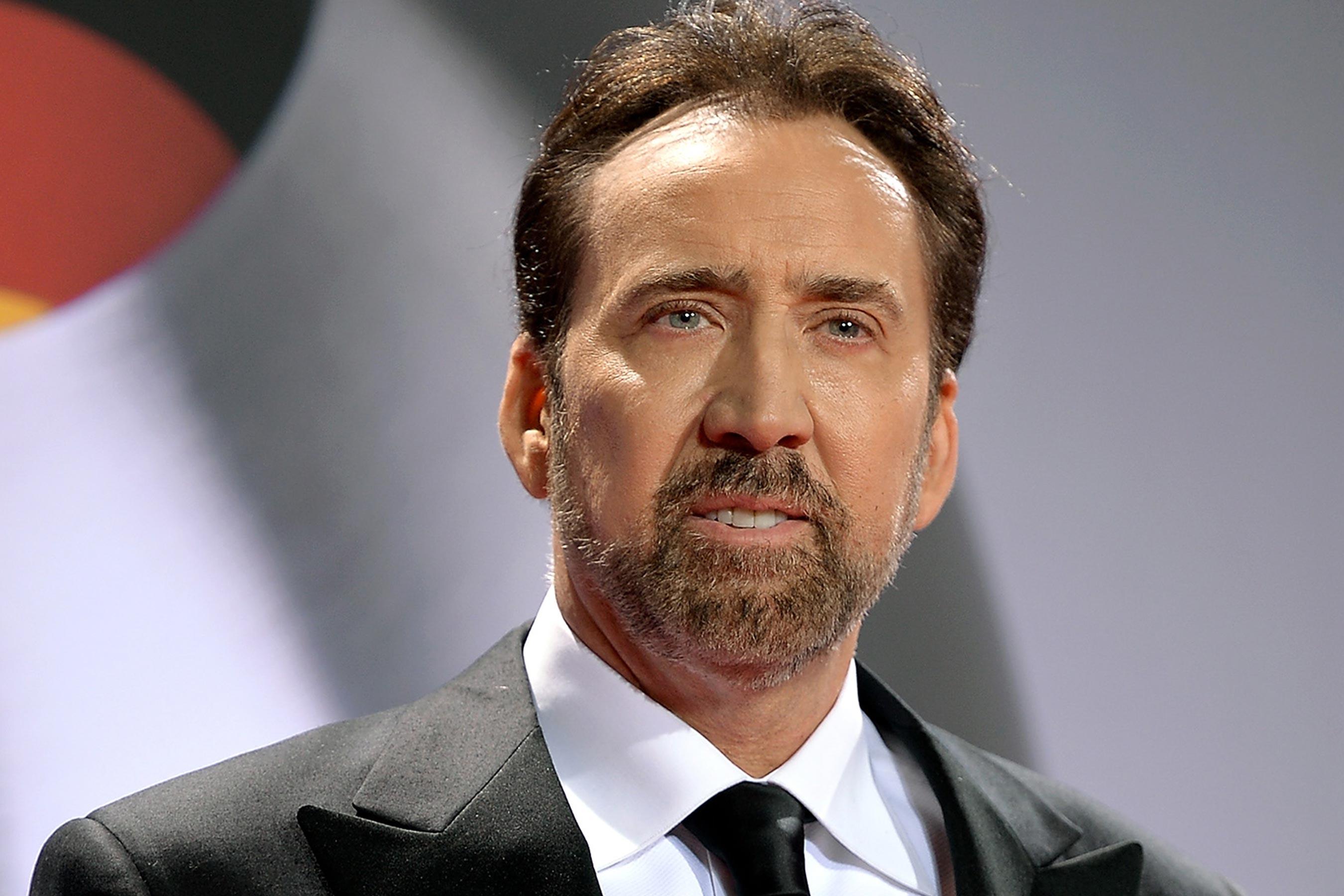 Nicolas Cage revela que já saiu atrás do Santo Graal