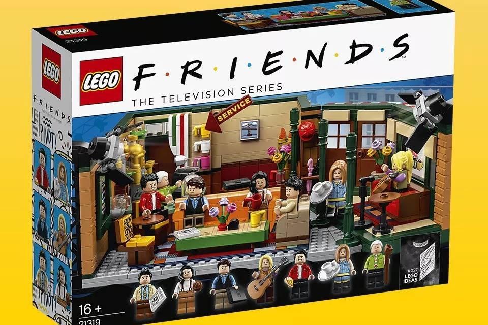 Friends: LEGO anuncia coleção baseada no Central Perk