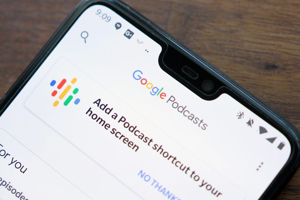 Google começa a mostrar podcasts em buscas avançadas nos Estados Unidos