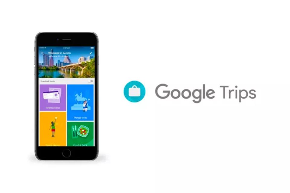 Google Trips é oficialmente descontinuado