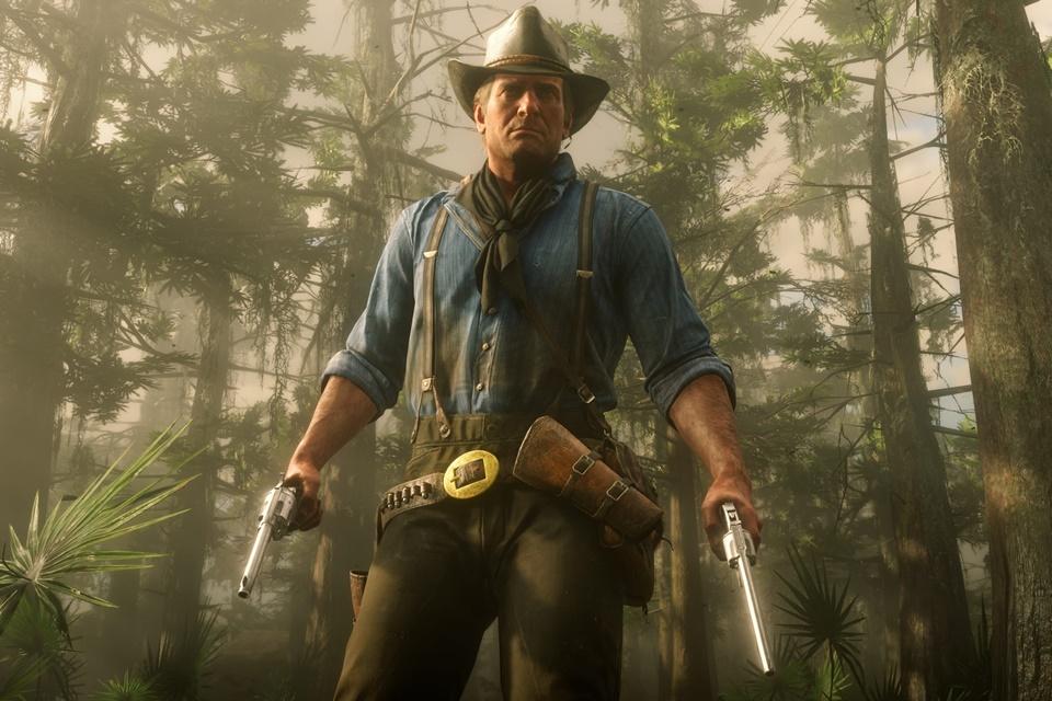 Red Dead Redemption 2 traz trilha sonora no Spotify e Apple Music