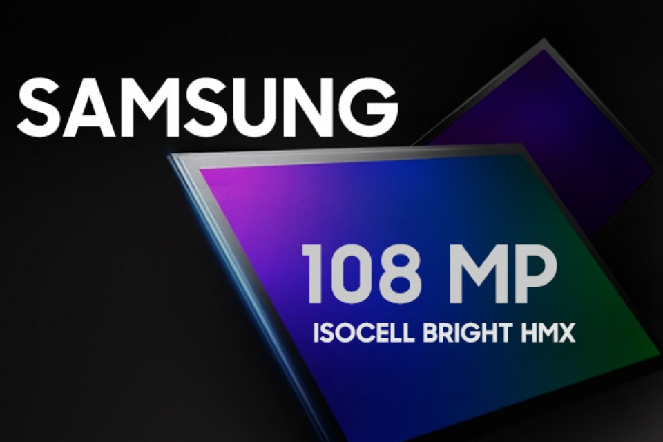 Samsung e Xiaomi anunciam sensor de 108 MP para celulares