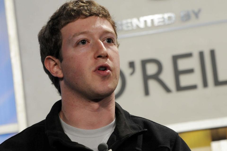 Para professor, Mark Zuckerberg é o homem mais perigoso do mundo