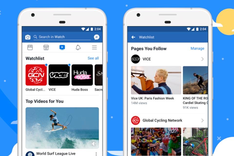 Facebook Watch tem grandes desafios no crescente mercado de streaming