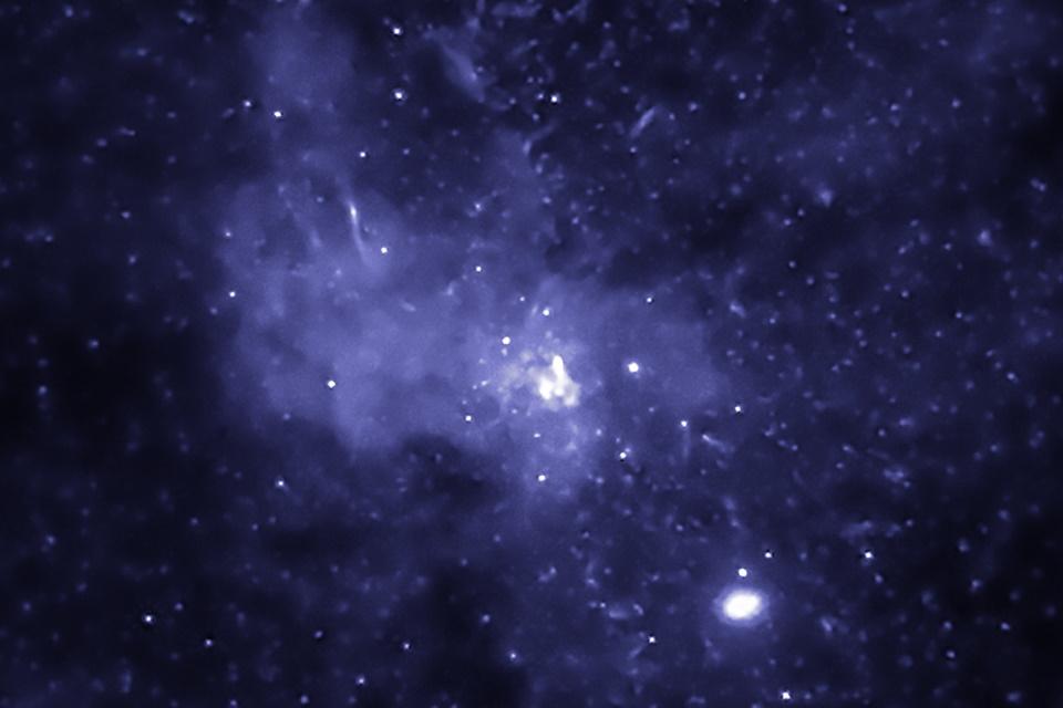 Atividade misteriosa é detectada no buraco negro no centro da Via Láctea