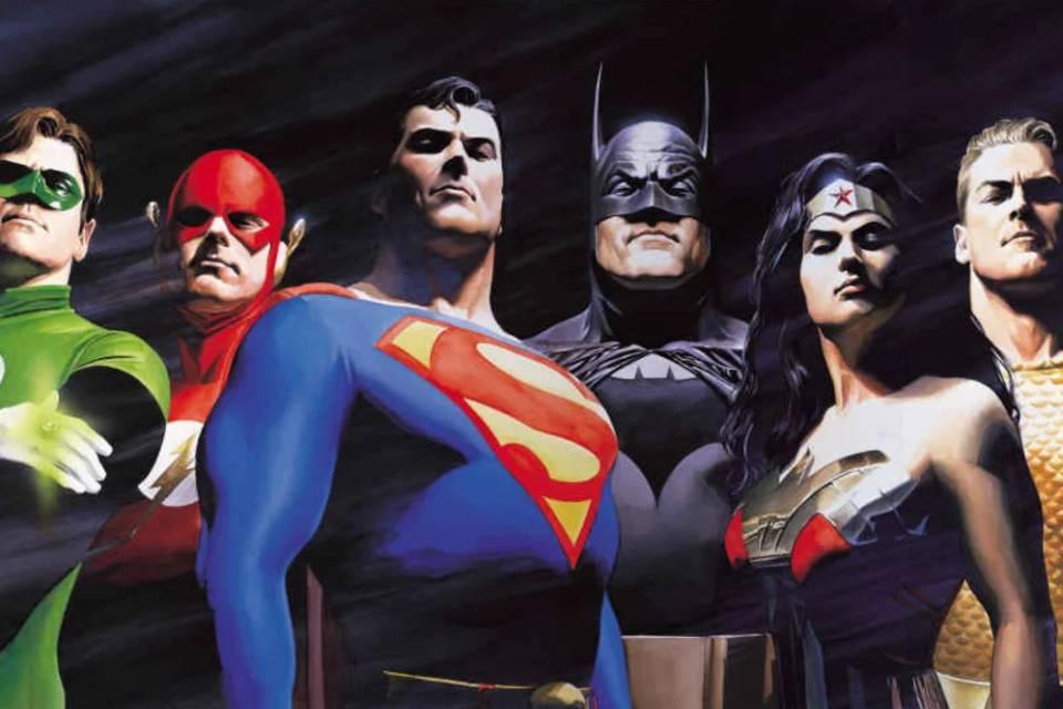 Crise nas Infinitas Terras pode incluir versões da Liga da Justiça