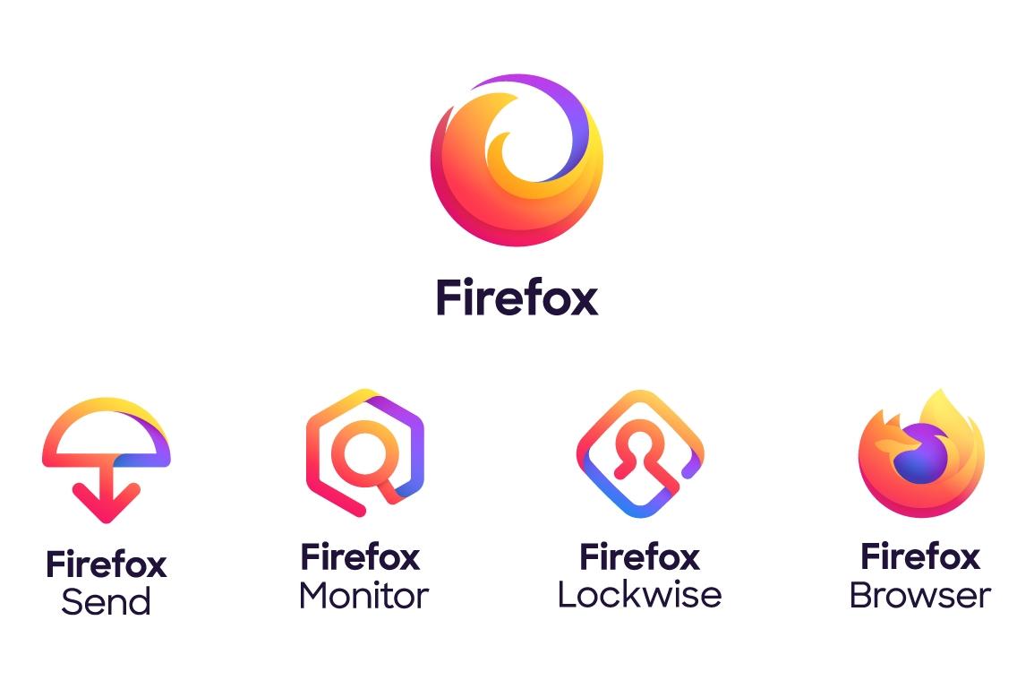 Firefox começa a utilizar oficialmente seu novo logo