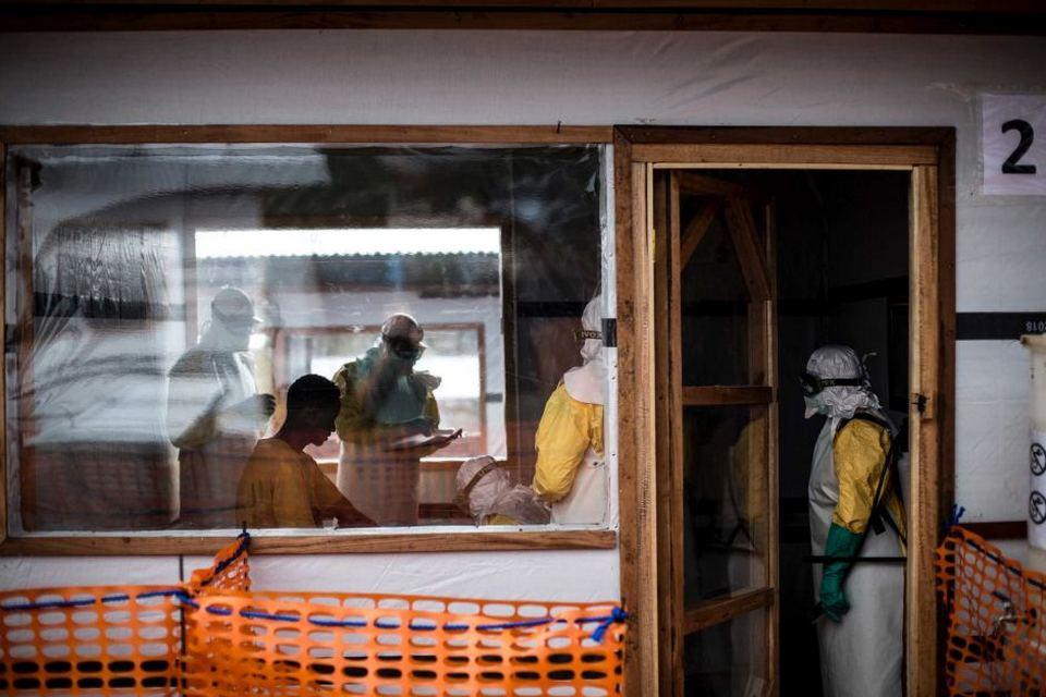 As drogas mais eficazes são agora protocolo de tratamento nas clínicas do Congo. (Fonte: Getty Images/John Wessels)
