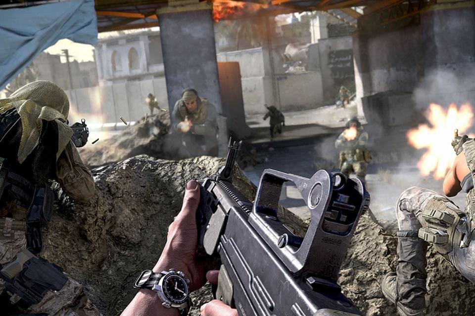 Call of Duty: Modern Warfare ganha 25 minutos de pura ação em 4K
