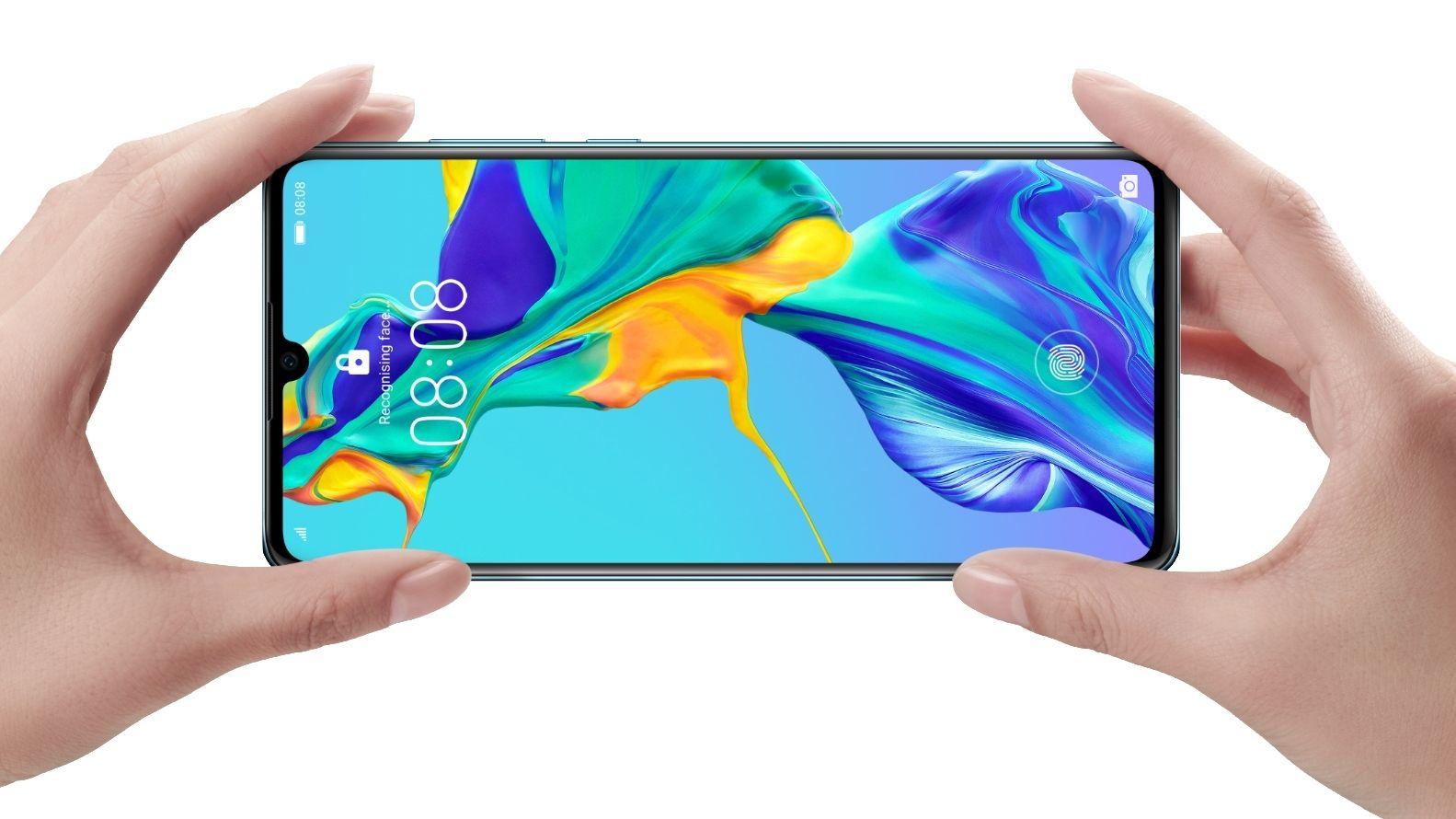 Com modo noturno para selfie no Huawei P30, update da EMUI chega em breve