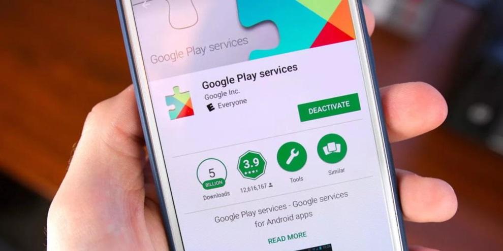 Google Play Services (Fonte: Pplware/Reprodução)