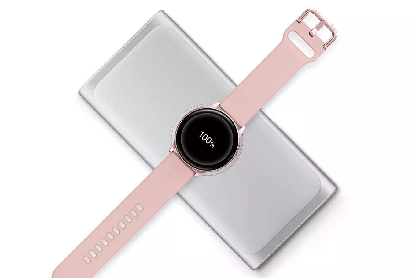 YouTube e Twitter terão aplicativos oficiais para o Galaxy Watch Active 2