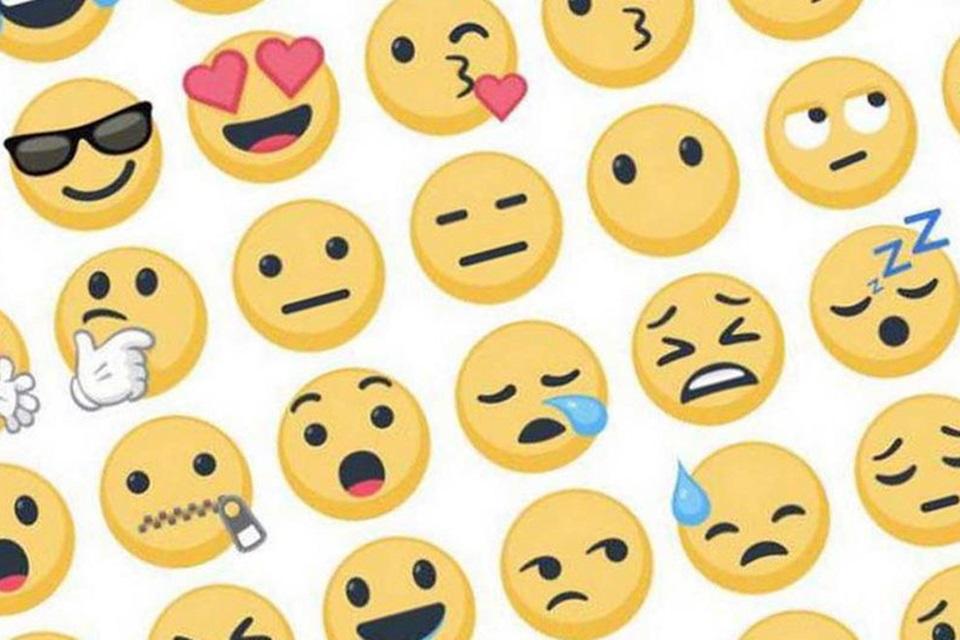 Saiba quais são os emojis mais usados no Brasil