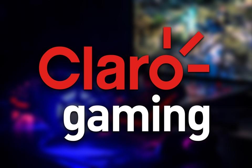 Claro anuncia novo serviço de assinatura para gamers em parceria com a BBL