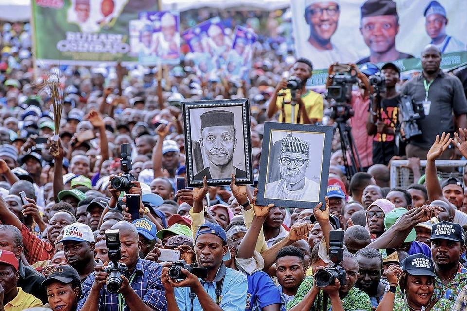Whatsapp foi usado para equilibrar o campo político nas eleições da Nigéria
