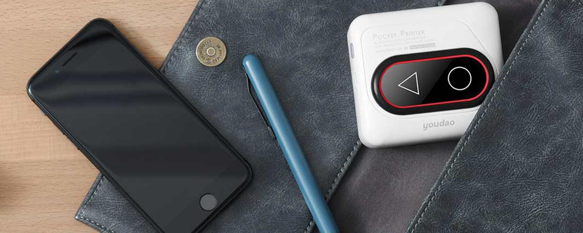 Imagem de: Xiaomi lança pequena impressora portátil com conexão Bluetooth