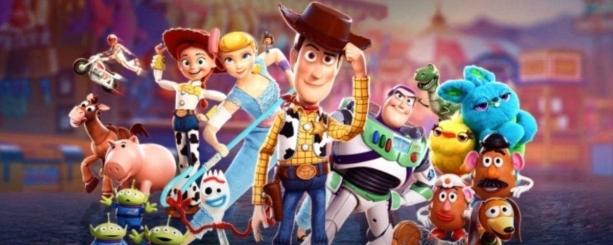 Toy Story 4 E O Quinto Filme Da Disney A Arrecadar Us 1 Bilhao Em