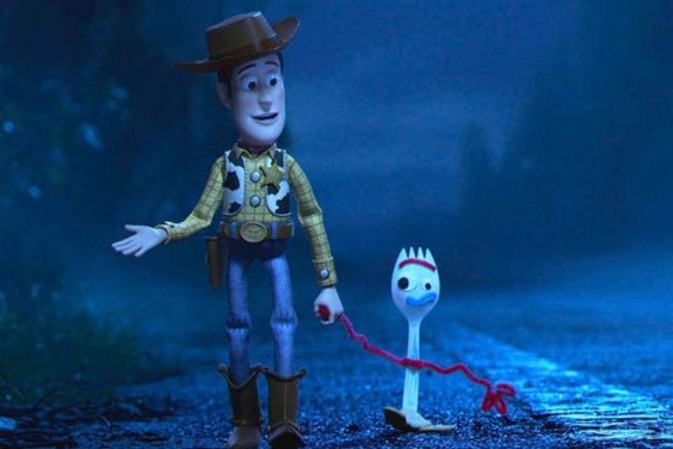 Toy Story 4 é o quinto filme da Disney a arrecadar US$ 1 bilhão em 2019