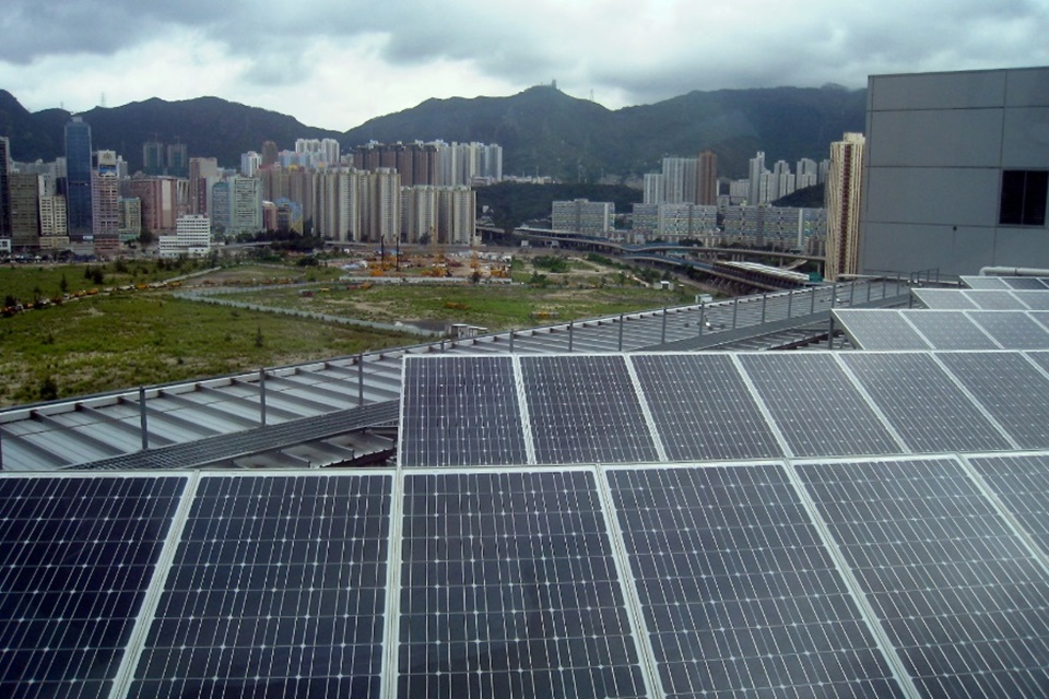 Energia solar vira alternativa mais barata que rede elétrica na China
