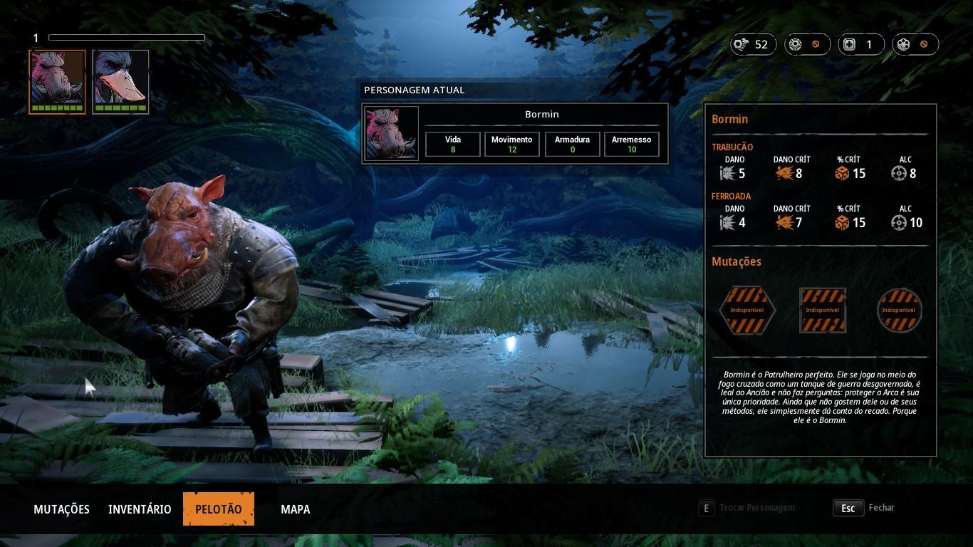 Mutant Year Zero: Road to Eden - Imagem 3 do software